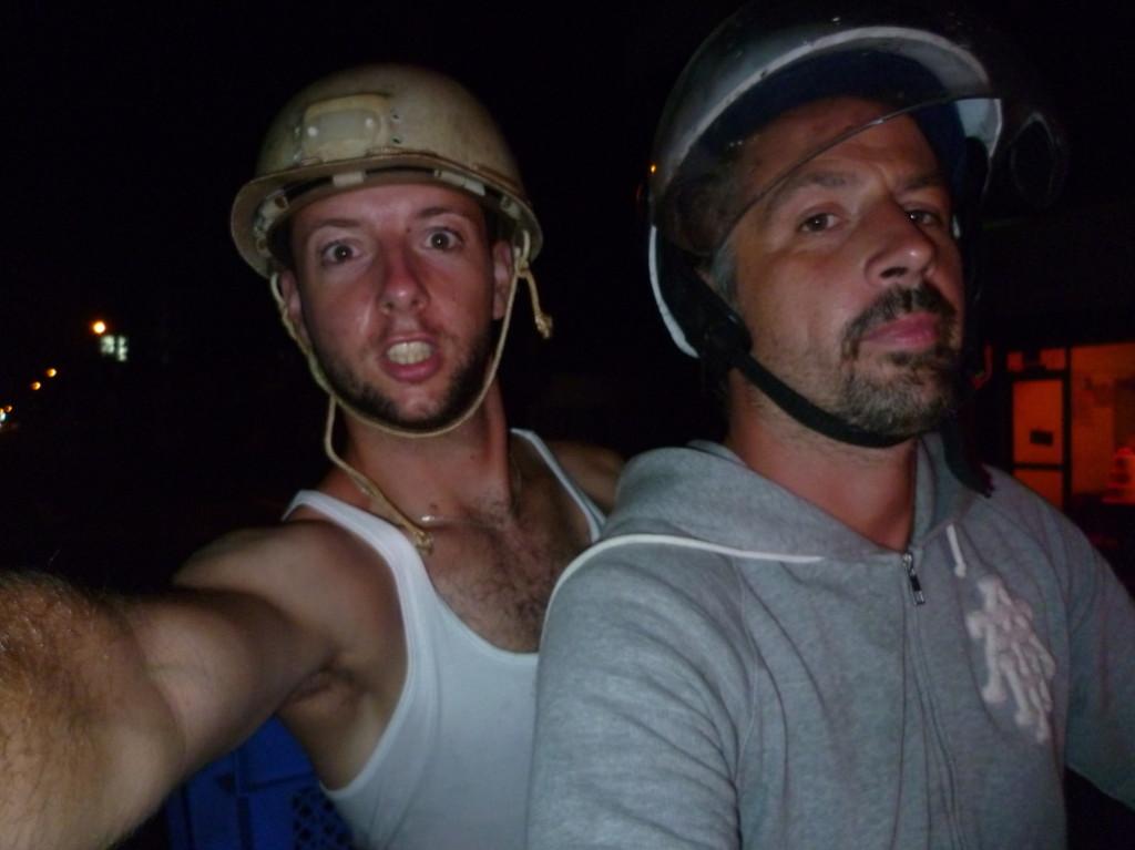 motorka ride