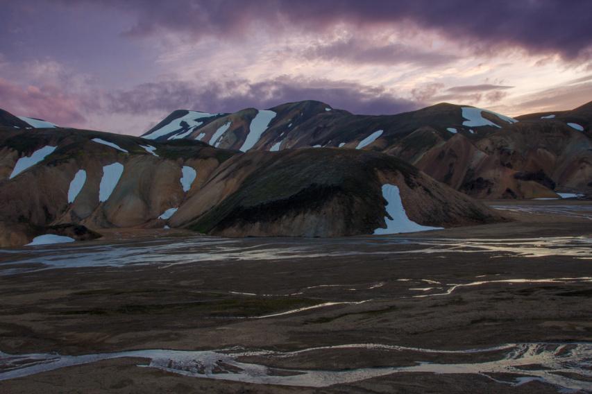 Landmannalaugar, foto Jakub Vaněk