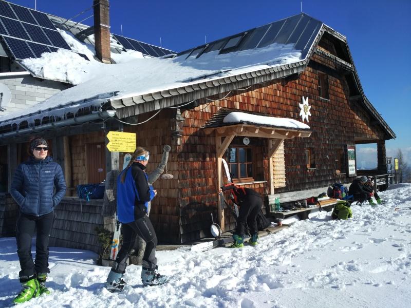 Dümlerhütte Winterraum