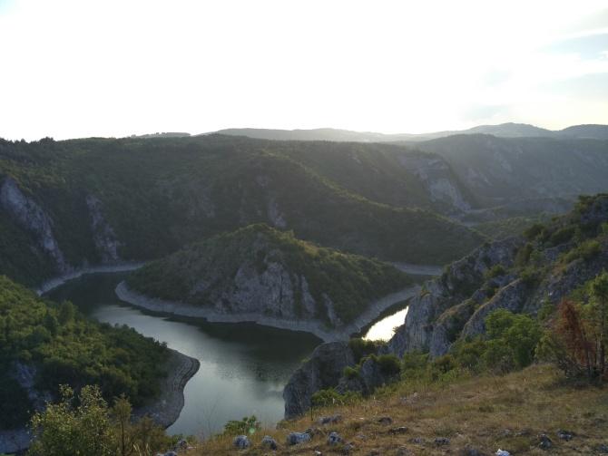 Přírodní rezervace Uvac