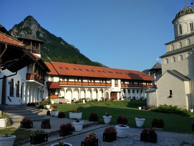 Monastery Mileševa