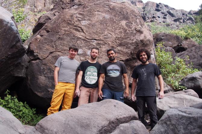 Bouldering Mogán