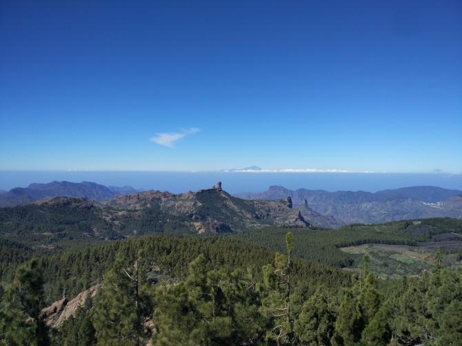 Pico de las Nieves (1940m)