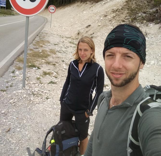 stop do Černé Hory